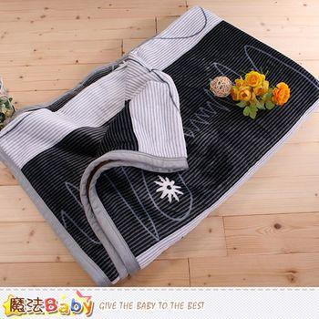 魔法Baby 頂級厚款法蘭絨毛毯150x200cm法蘭絨+羊羔絨毛毯~w65006