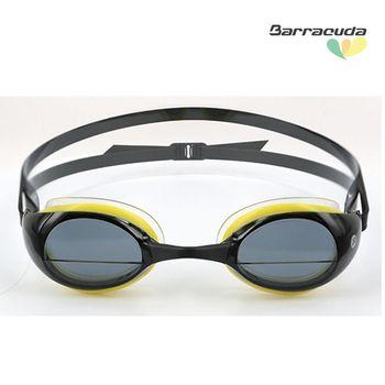 美國巴洛酷達Barracuda成人競技抗UV防霧泳鏡-BOLT#90255
