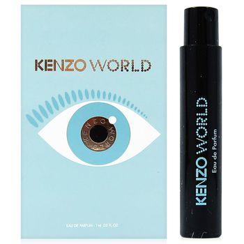 KENZO WORLD 女性淡香精 針管 1.5ml