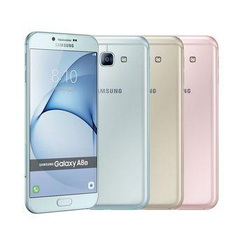 Samsung Galaxy A8 2016 32G/3G 雙卡智慧手機 -送清水套+玻璃保護貼
