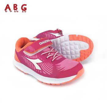 【DIADORA】中童羽量慢跑鞋 (2262)
