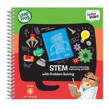 美國【LeapFrog 跳跳蛙】LeapStart Sr.全英兒童行動學習書籍 兒童8- STEM