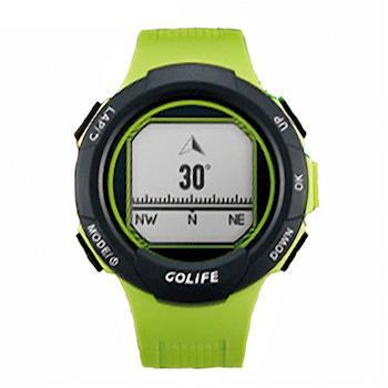 GOLiFE GoWatch 110i 超輕量多功能智慧運動錶 草綠色(悠遊卡錶帶超值組)