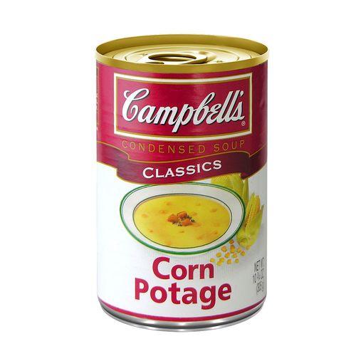 金寶湯 玉米濃湯10.75oz ×12入