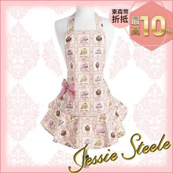 美國 JESSIE STEELE 可愛圍裙 / 法國糕點