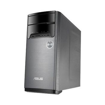 ASUS 華碩 M32BF-0031C670UMT A10-6700四核獨顯級 Win10 桌上型電腦(黑灰)