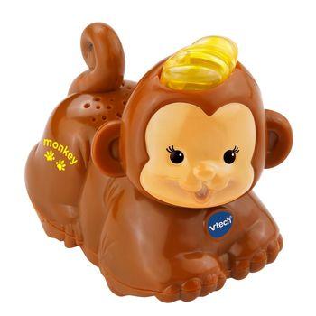 【Vtech】嘟嘟動物系列-猴子