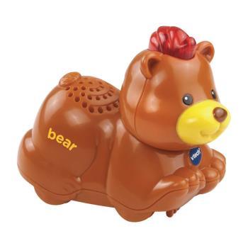 【Vtech】嘟嘟動物系列-小熊