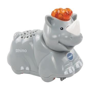 【Vtech】嘟嘟動物系列-犀牛