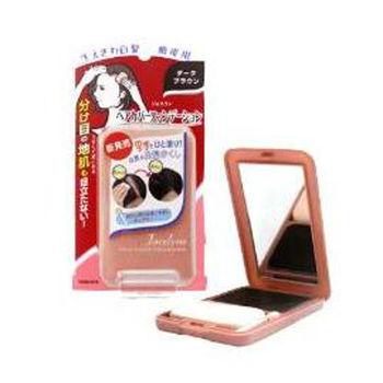 【樂齡網】日本百年品牌【YANAGIYA】遮白髮魔術粉餅