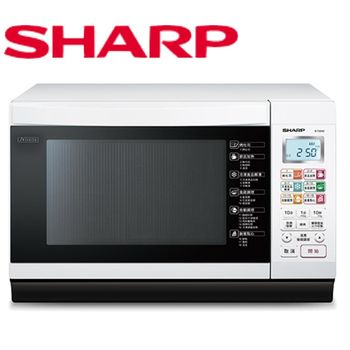 ★加碼贈好禮★SHARP夏普 27L變頻烘/燒烤微波爐 R-T28NC