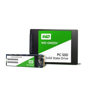 WD Green PC SSD 120GB SATA SSD 固態硬碟 120G / 公司貨