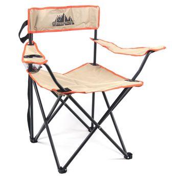 TreeWalker 舒適扶手露營椅 (附杯架)