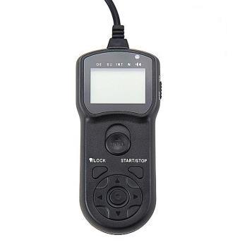 JJC 定時 LCD 液晶 電子快門線 公司貨 N1 (同Nikon MC-30/MC-36)