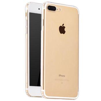 【hoco】Apple iPhone 7 Plus 羽系列防滑 TPU 軟套