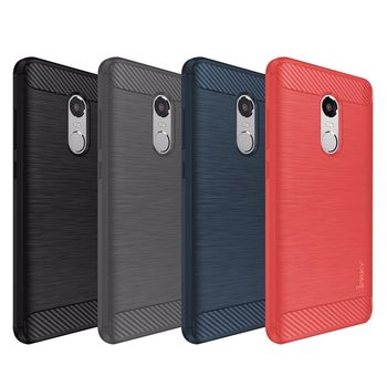 【iPAKY】MIUI 紅米 Note 4 拉絲矽膠套