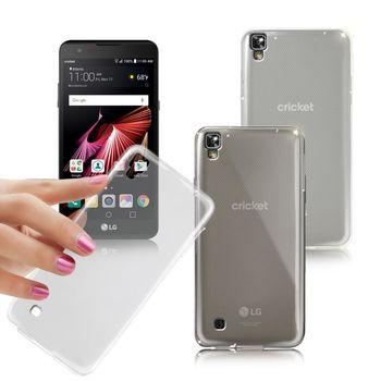 XM LG X Power K450 薄型清柔隱形保護套