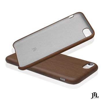 JTL iPhone 7 Plus 經典木紋保護套