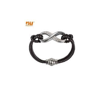 【恩悠數位】NU 鈦鍺能量精品 愛琴海愛戀手圈-2 (女款)