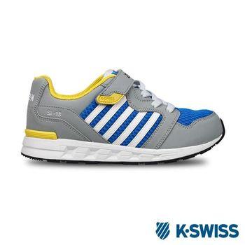 K-Swiss Truxton KD 05休閒運動鞋-灰/藍/黃