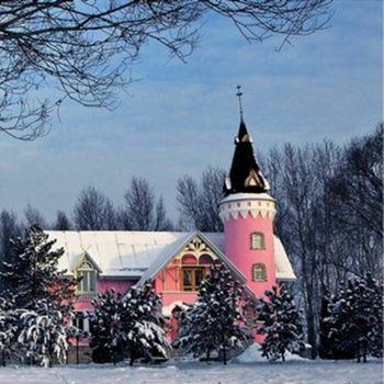 【冬季-無購物無自費】東北冰雪大世界太陽島雪雕伏爾加莊園八日