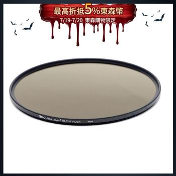 STC IR-CUT 6-stop ND64 Filter 零色偏 減光鏡 58mm (58,公司貨)