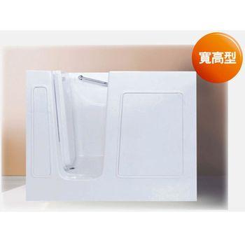 【樂齡網】LifePlus開門式浴缸2852 內開式 寬高型