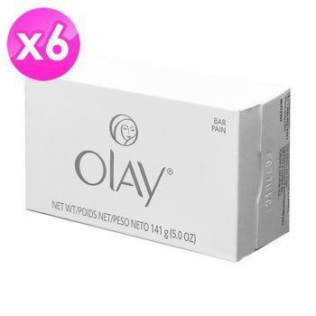 【美國進口OLAY】極緻保濕香皂 5oz X6入
