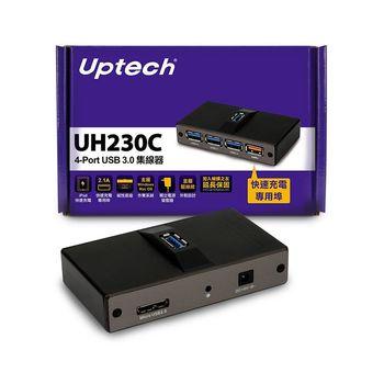 Uptech 登昌恆 UH230C 4-Port USB 3.0 hub 集線器