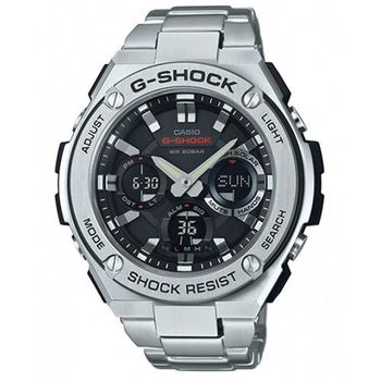 G-SHOCK強悍分層防護構造防震概念錶 GST-S110D-1A