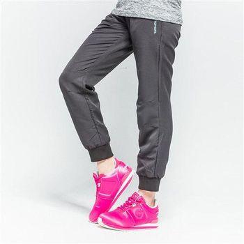 【TOP GIRL】防風束口八分褲(黑色)
