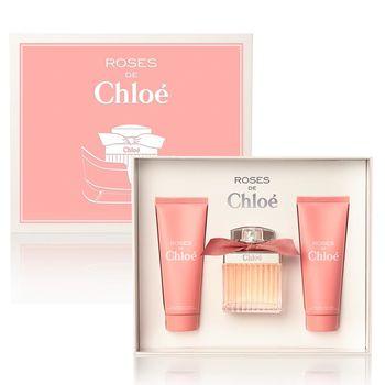 Chloe 玫瑰2016幸福雪橇限量禮盒+紙袋