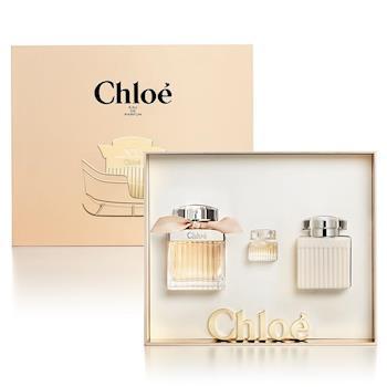 Chloe 同名2016幸福雪橇限量禮盒+紙袋