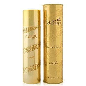 【即期品】Aquolina Gold Sugar 金磚銀塊女性淡香水(100ml)