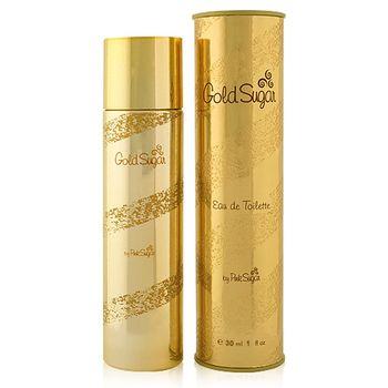 【即期品】Aquolina Gold Sugar 金磚銀塊女性淡香水(30ml)