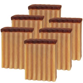 Indigo Wild-Zum Bar 天然精油冷製手工羊奶皂(乳香沒藥)6塊組