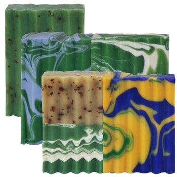 Indigo Wild-Zum Bar天然精油冷製手工羊奶皂(薄荷-散文)5種