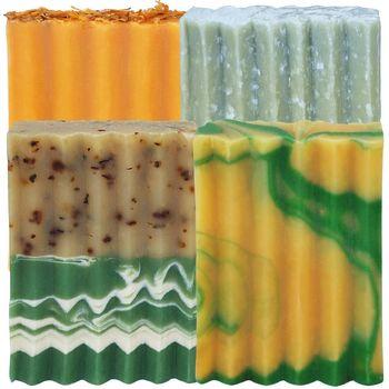 Indigo Wild-Zum Bar天然精油冷製手工羊奶皂(夏日的海濱假期)4種