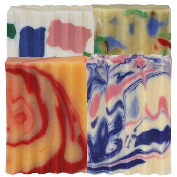 Indigo Wild-Zum Bar天然精油冷製手工羊奶皂(春天的花園派對)4種
