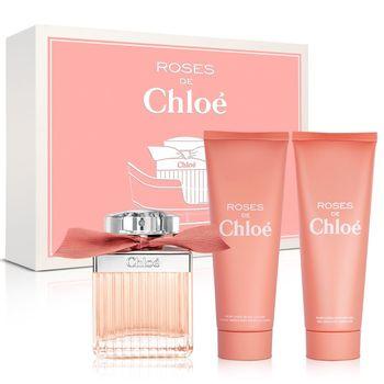 Chloe 玫瑰2016幸福雪橇限量禮盒