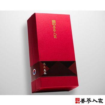 【養蔘人家】韓國新鮮人蔘 蔘氣盎然禮盒150g