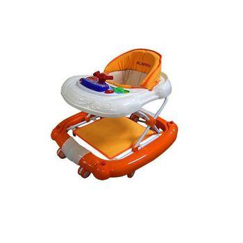 優生 高級嬰兒學步車(多功能搖椅功能)