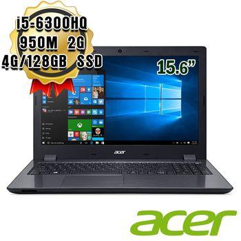 ACER 宏碁 V5-591G-553J 15.6吋 FHD i5-6300HQ 獨顯GTX 950M 2G 強效高畫質筆電
