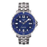 TISSOT 天梭 SEASTAR 1000高科技潛水 機械腕錶 45mm T066407
