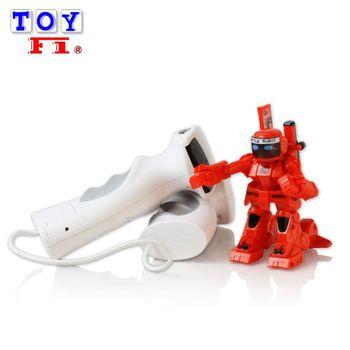 【Toy F1】《機器人擂臺》2.4G 體感遙控對戰機器人
