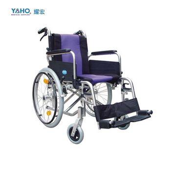 【亮亮生活】★ 鋁合金脊損輪椅  ★