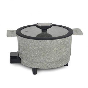 【德朗】岩燒料理美食鍋DEL-5838
