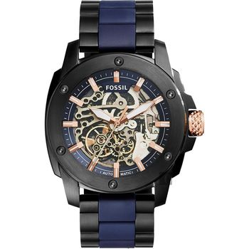 FOSSIL Modern Machine 工藝機械腕錶-44mm ME3133