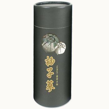金彩堂 柚子蔘 250g/罐