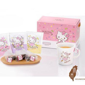 沐月 Hello kitty 綜合花草茶禮盒